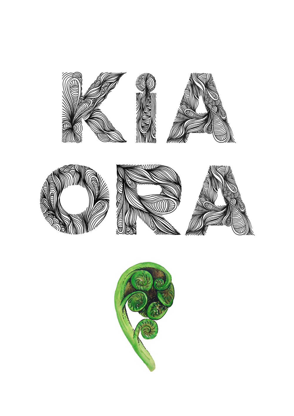 Image result for kia ora sign